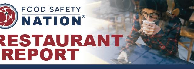 Building a Food Safety Nation for Restaurants