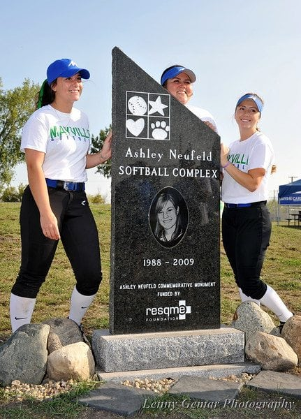 Ashley Neufeld Memorial