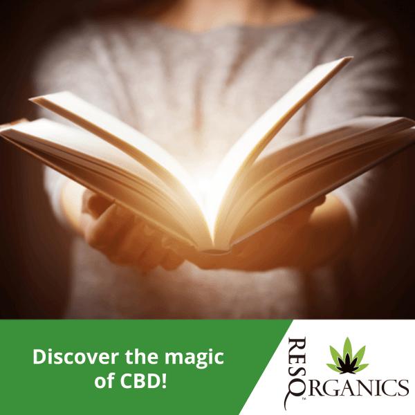 Discover the Magic of CBD!