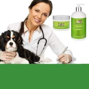 Cat, Dog & Horse Skin Care