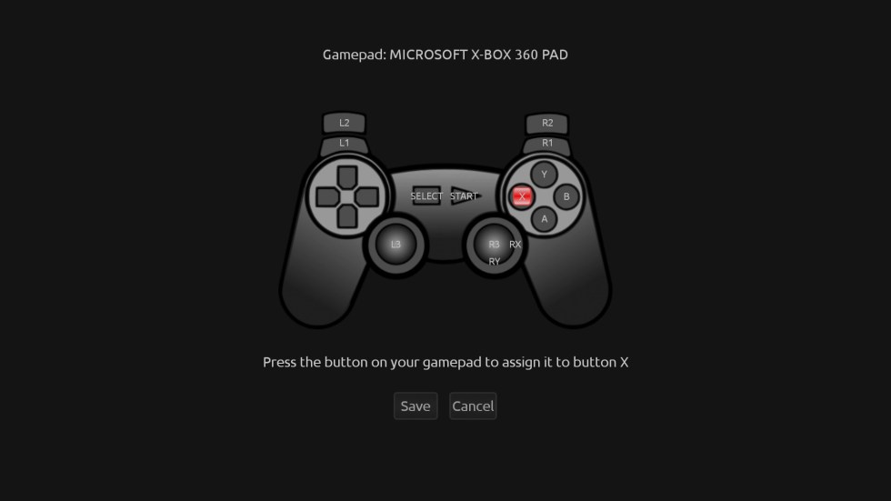 How to add gamepad 7