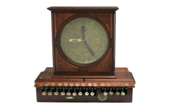 La première caisse enregistreuse