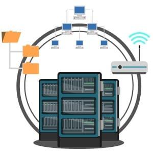 Surveillance réseau des matériels réseau classiques