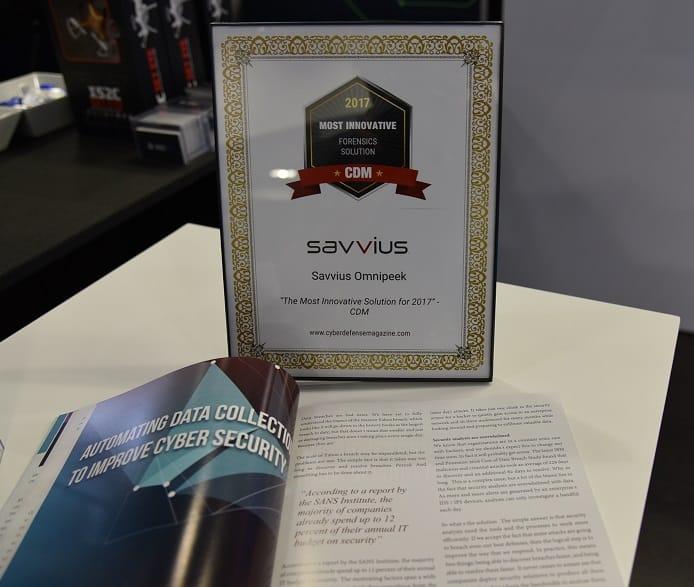 Omnipeek reçoit régulièrement des récompenses depuis plus de 25 ans