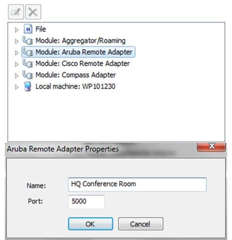 Les AP Cisco & Aruba sont vu comme des interfaces de capture par OmniPeek