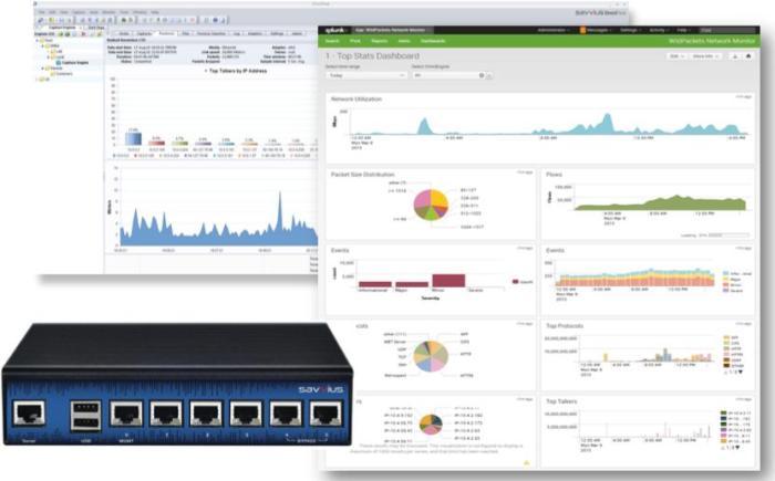 Savvius Insight Monitoring et Diagnostic réseau un outil complet pour le diagnostic des réseaux informatiques des PME