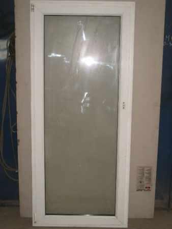Balkontür m. Iso-Verglasung
