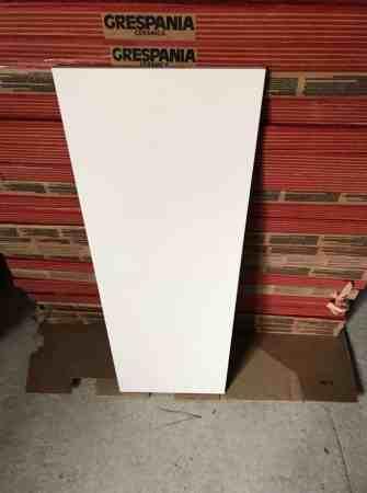 Grespania  Keramik Fliesen 30×90 weiß