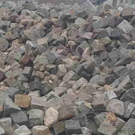 Granitsteinpflaster