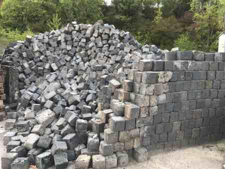 Schlackesteine