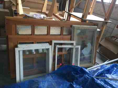 Fensterflügel (Ohne Blendrahmen) – ca. 50 x 60 cm