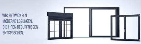 Kunstofffenster 1000 x 1000 mm