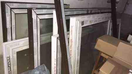 Kunststoff-Fenster 3-fach Verglasung 1230 x 1210