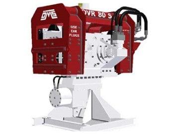 Vibro hammer OVR 80S Bagger