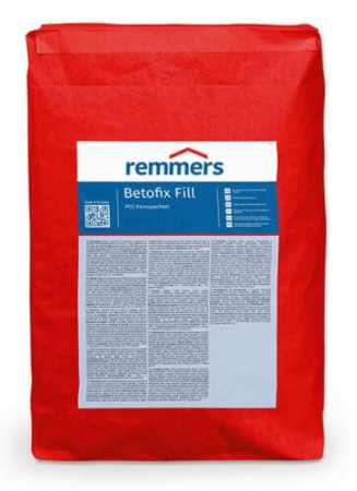 6 Sack a. 25Kg Remmers Betofix Fill Betonspachtel