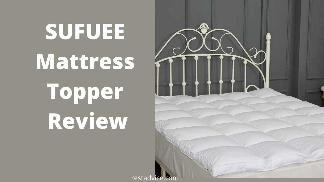 SUFUEE Mattress Topper Review