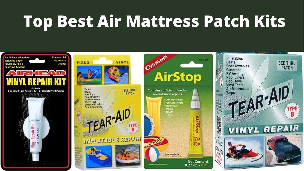 Best Air Mattress Patch Kits