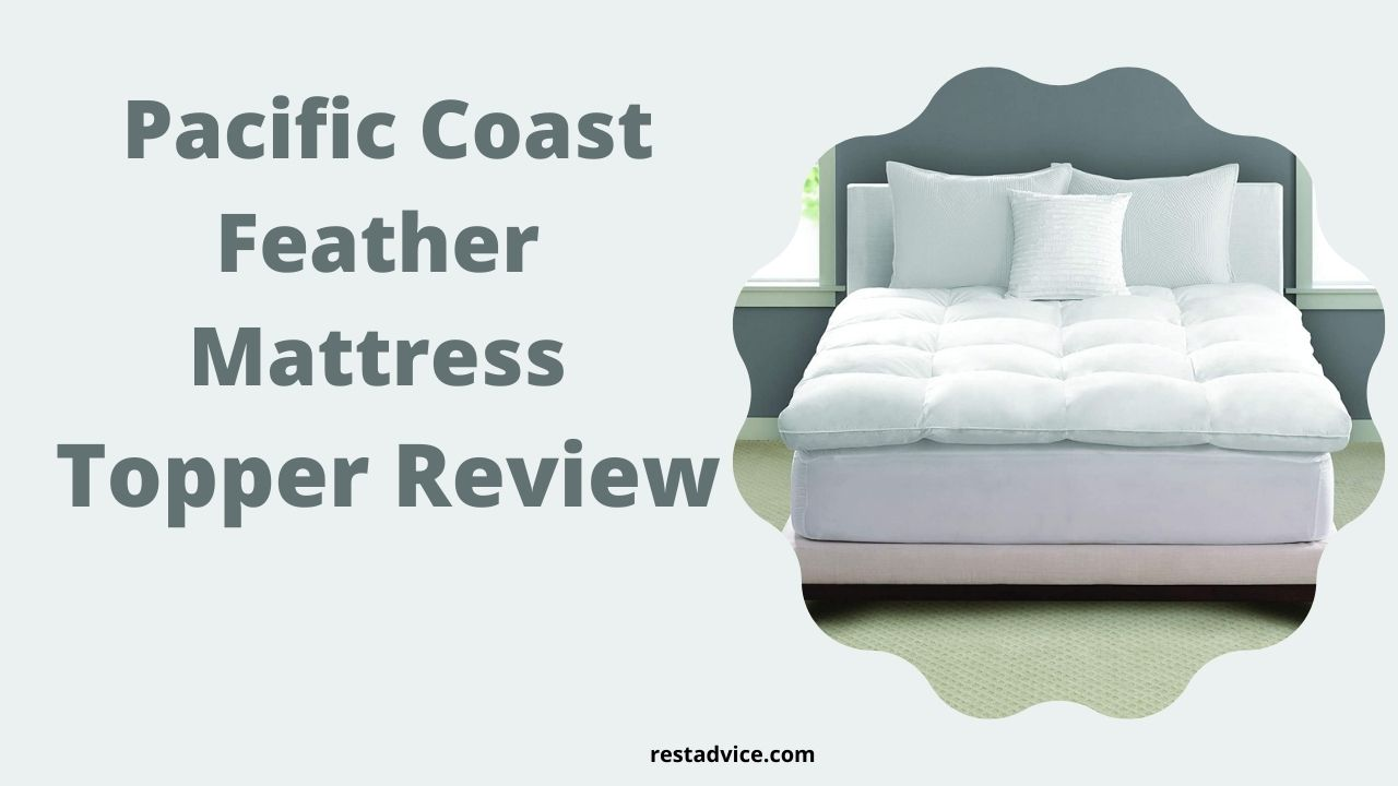 Pacific Coast Feather Mattress Topper Review