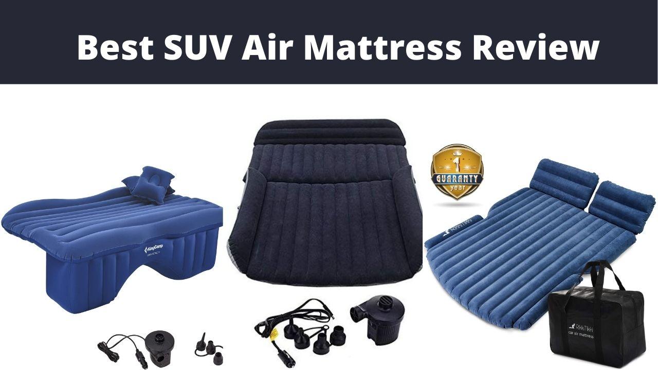 Best SUV Air Mattress Review