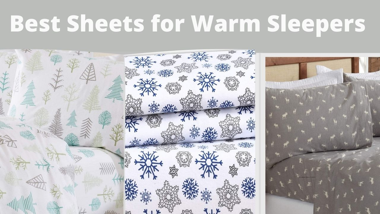 Best Sheets for Warm Sleepers