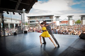 Ballet Black at Dance Village