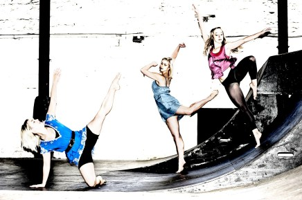 Dance Photography Commission Series. Neshima by Irven Lewis.