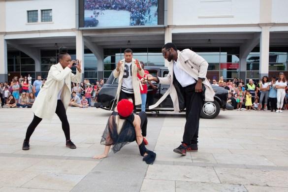 Avant Garde Dance at Dance Village
