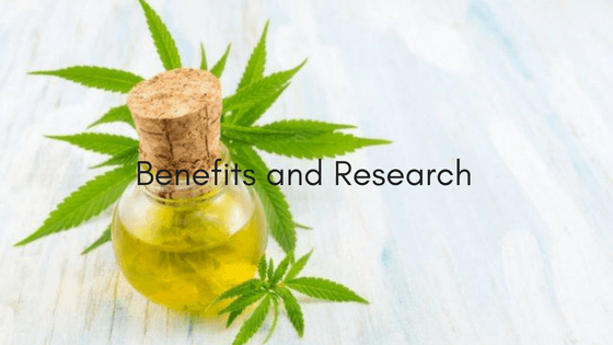 CBD Benefits and Research