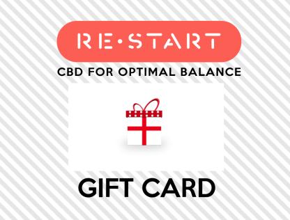 RESTART CBD GIFT CARD