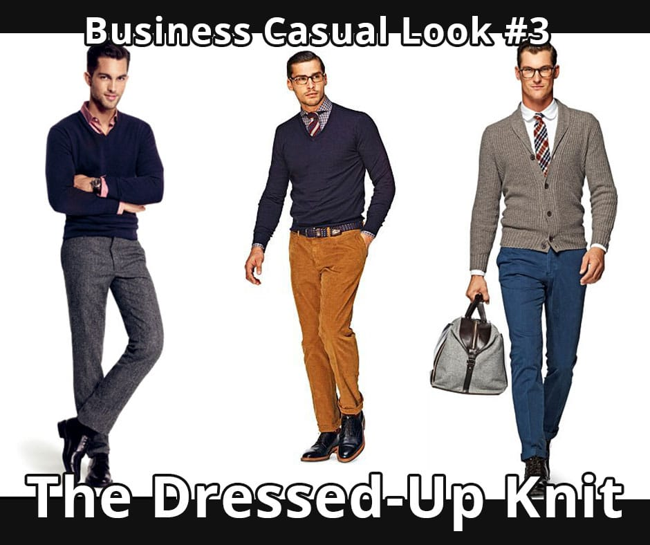 The Dressed-Up Knit
