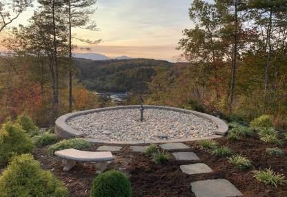 Scatter Garden for Rest Ashured