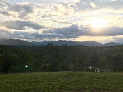mountain views in virginia