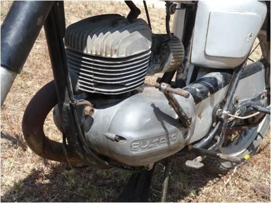 Bultaco 155 13