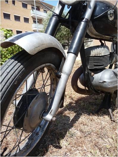 Bultaco 155 7