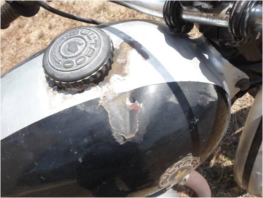 Bultaco 155 8