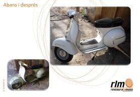 Vespa 150S - RLM
