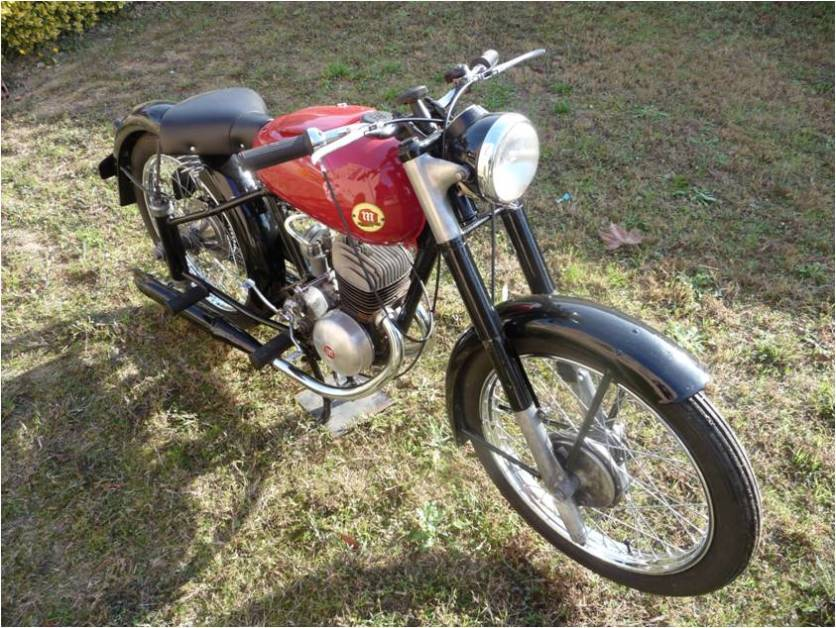 Montesa Comando 150 11