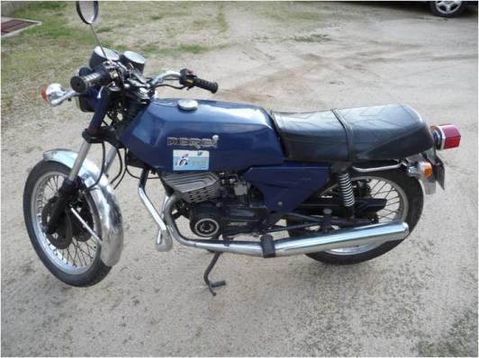 Derbi 2002 RLM