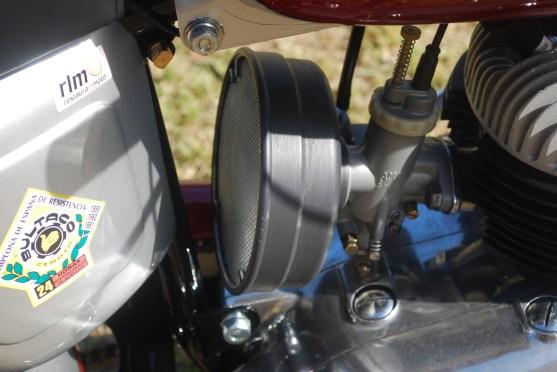 Restaura la moto Bultaco Saturno
