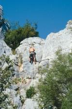 Escalade - Ardèche