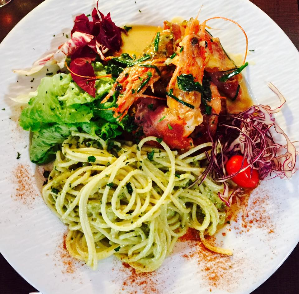 cuisine italienne restaurant tutti quanti