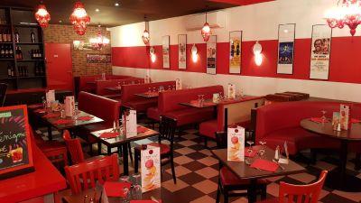 Restaurant italien pizzeria tutti-quanti draveil salle