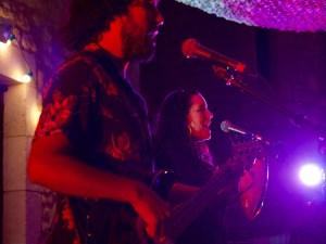 chez bernard gisquet Lou Cantoun Apéro concert _la Mixtura