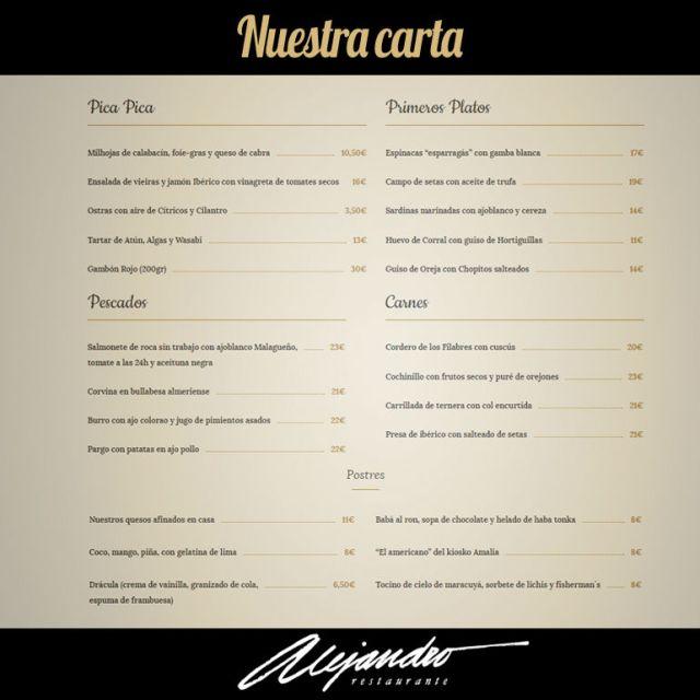 Restaurantes Almería