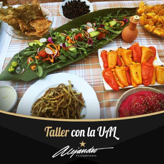Taller Restaurante Alejandro en Universidad de Almería