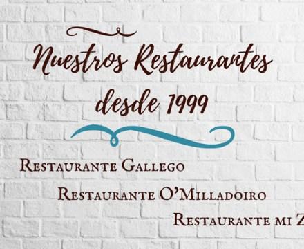 Vacaciones en Mesón Restaurante Gallego