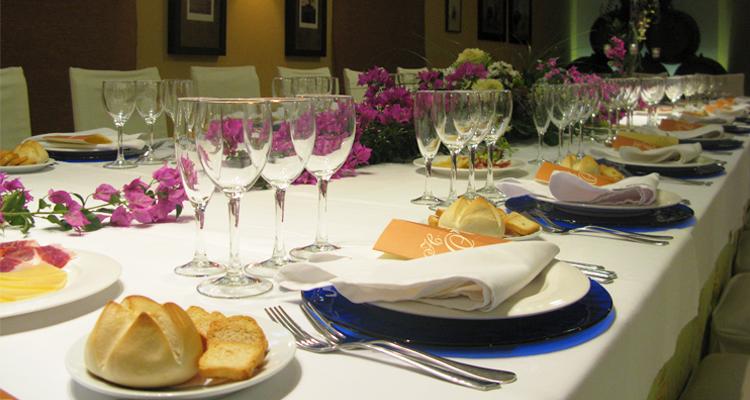 Celebra tu comida de empresa en restaurante Axares