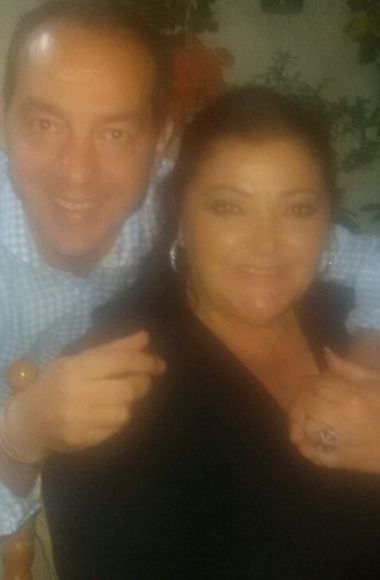 Charo Reina en el Restaurante en Cordoba Sociedad Plateros Maria Auxiliadora 03