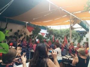 Feria en el Restaurante en Cordoba Sociedad Plateros Maria Auxiliadora 03