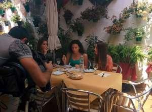 Salud al dia en el Restaurante Sociedad Plateros Maria Auxiliadora